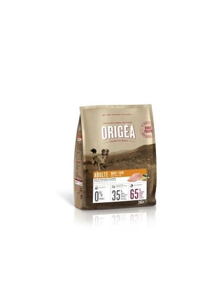 Origéa - adulte moyennes et grandes races 3Kg Origea Alimentation et accessoires