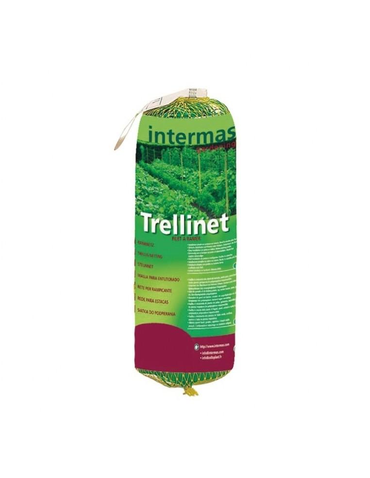Filet à Ramer renforcé Trellinett 2 x 5 M Nortène Serres, protection des cultures et récolte
