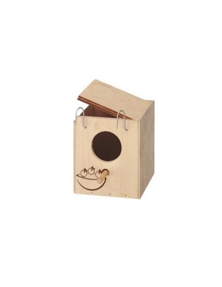 Nid bois Nido mini Ferplast Cages, volières et accessoires