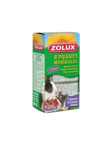 Pierre à ronger x2 Zolux Hygiène et soins