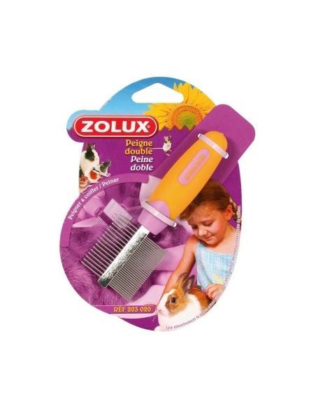 Peigne double pour rongeur Zolux Hygiène et soins