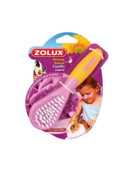 Brosse douce pour rongeur Zolux Hygiène et soins