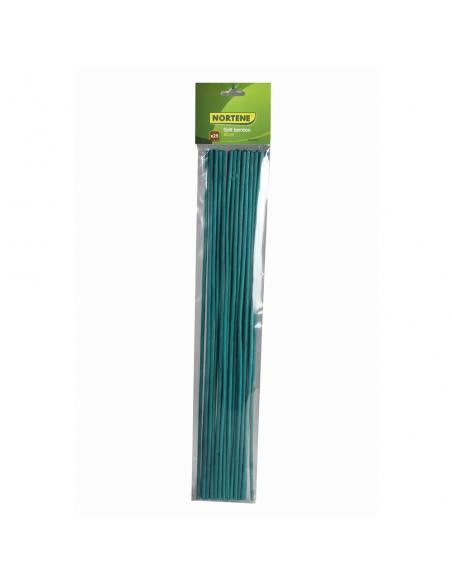 Tuteur Split Bambou 40 cm x 25 Nortène Tuteurage et autres accessoires
