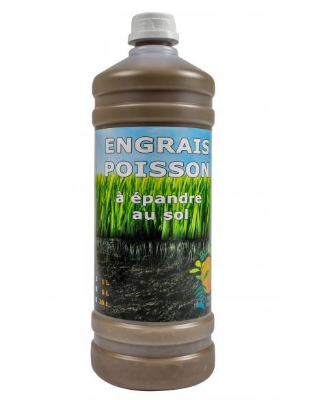 Engrais poisson à épandre 1L Engrais Poisson Engrais