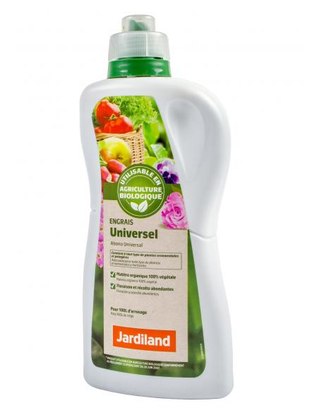 Engrais universel liquide Jardiland 1L Jardiland Engrais