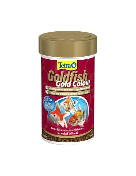 Tetra Goldfish Gold Colour 100ml Tetra Alimentation