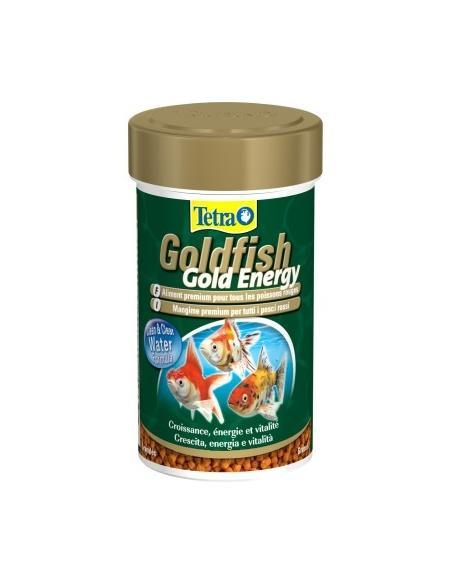 Tetra Goldfish gold Energy 100ml Tetra Alimentation