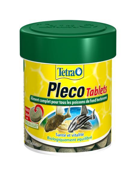 Tetra Pleco tablets 66ml Tetra Alimentation