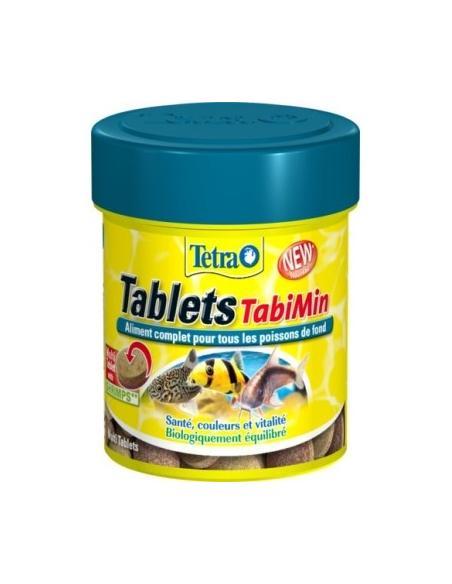 Tetra Tablets Tabimin 66ml Tetra Alimentation