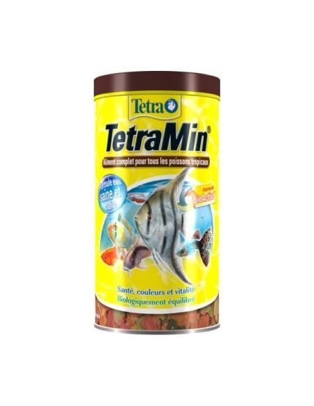 TetraMin flocons 1L Tetra Alimentation