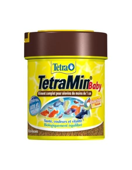 TetraMin baby 66ml Tetra Alimentation