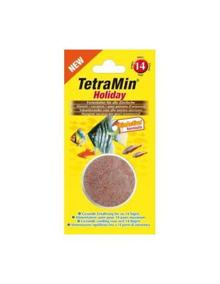 TetraMin Holiday 14 jours 30gr Tetra Alimentation