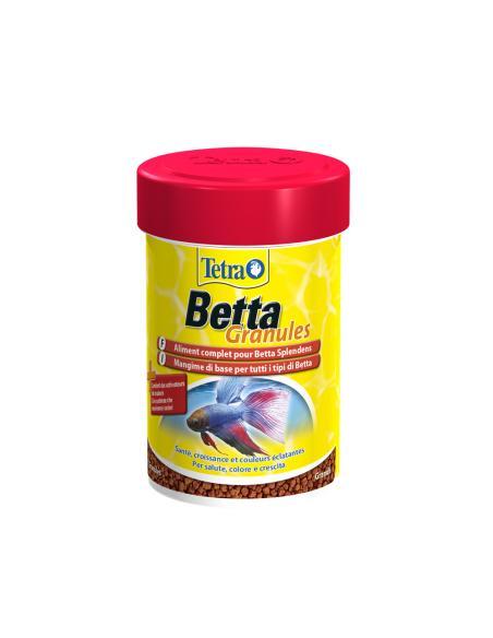 Tetra Betta granulés 85ml Tetra Alimentation