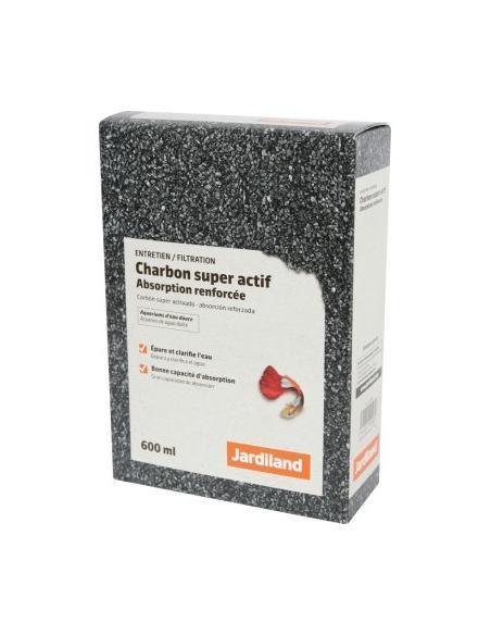 Charbon Super Actif Jardiland 600ml Jardiland Entretiens et soins