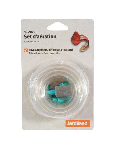 Set aération tuyau + accessoires Jardiland Equipements et accessoires