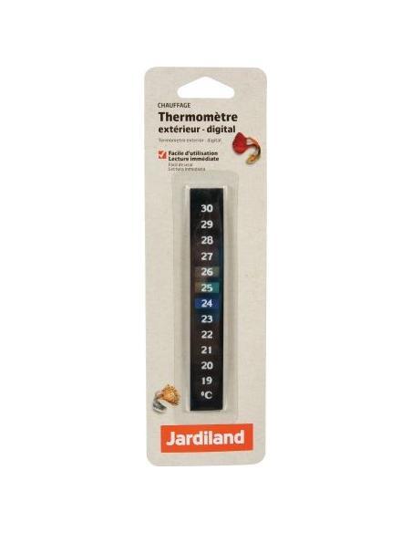 Thermomètre digital extérieur pour aquarium Jardiland Equipements et accessoires