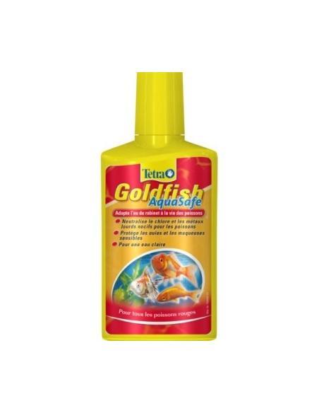 Tetra Goldfish AquaSafe 250ml Tetra Entretiens et soins