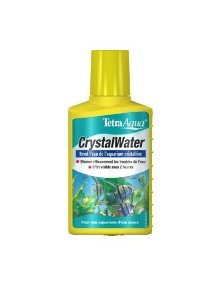 Tetra CrystalWater 100ml Tetra Entretiens et soins