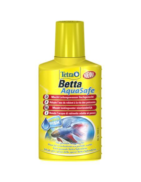Tetra Betta AquaSafe Tetra Entretiens et soins