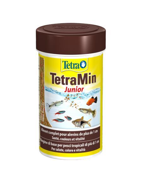 TetraMin junior 100ml Tetra Alimentation