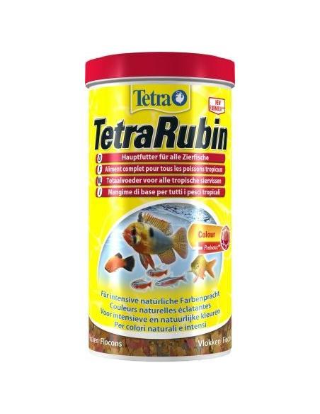 TetraRubin 1L Tetra Alimentation