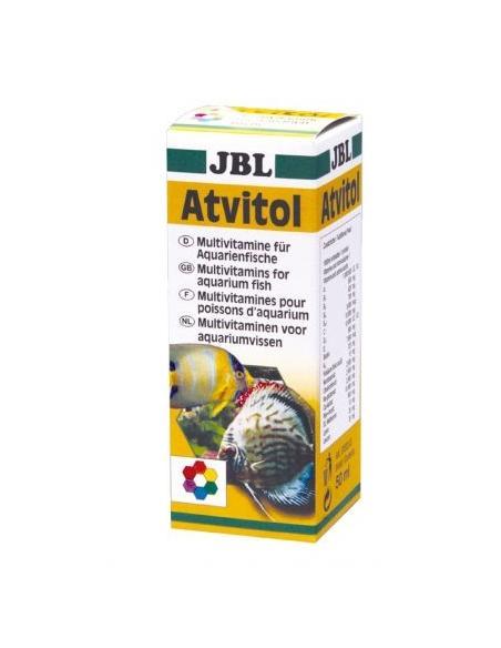 Jbl Atvitol 50ml JBL Alimentation