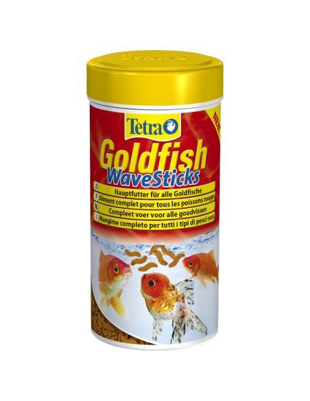 Tetra Goldfish wave sticks 250ml Tetra Alimentation