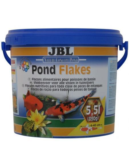 Jbl Pond flakes 5.5L JBL Alimentation