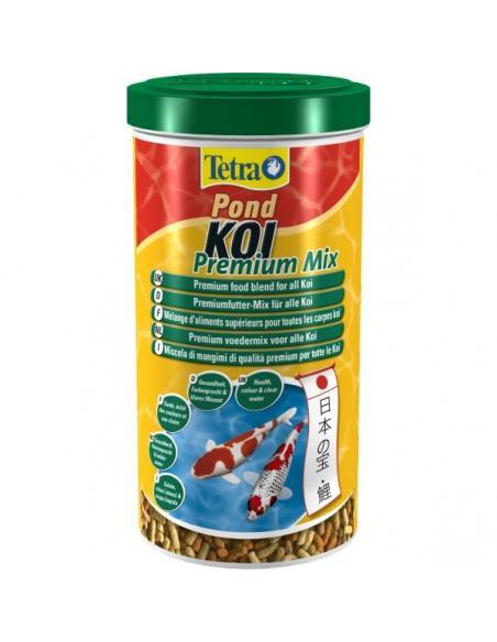 Tetra Pond Koï Premium Mix 1L Tetra Alimentation