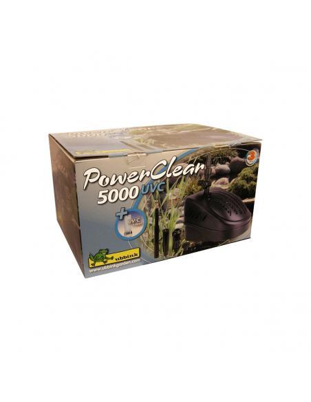 Pompe 3en1 PowerClear 5 000 Ubbink Equipements et accessoires