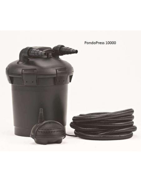 Kit Filtre Pression Pondopress 10 000 Pontec Equipements et accessoires