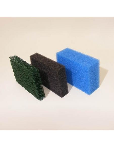 Mousse Rechange Filtre MultiClear Set 5 000 Pontec Equipements et accessoires