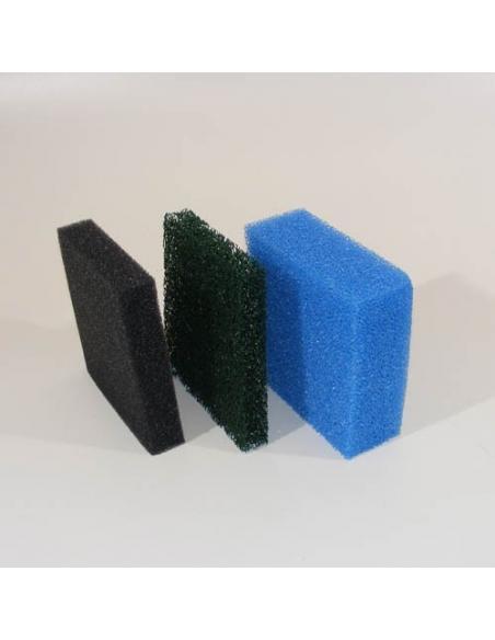 Mousse Rechange Filtre MultiClear Set 8 000 Pontec Equipements et accessoires