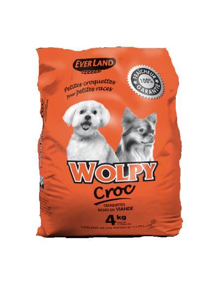 Wolpy Croc 4Kg Wolpy Alimentation et accessoires