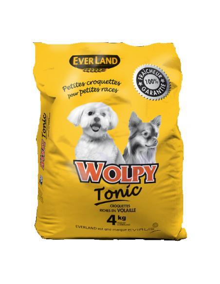 Wolpy Tonic 4Kg Wolpy Alimentation et accessoires