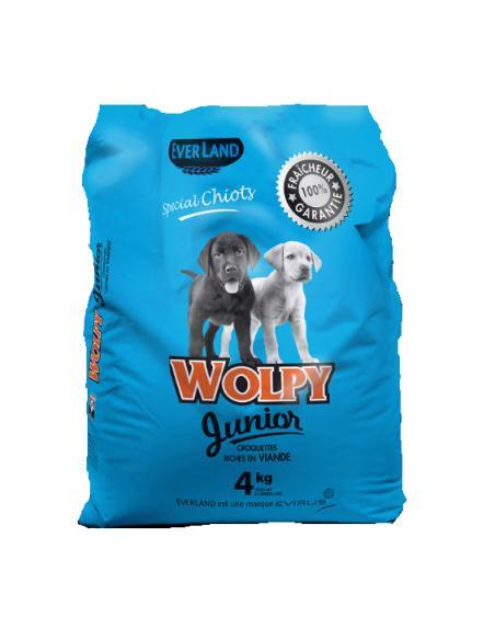Wolpy Junior 4Kg Wolpy Alimentation et accessoires