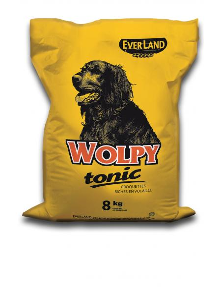 Wolpy Tonic 8Kg Wolpy Alimentation et accessoires