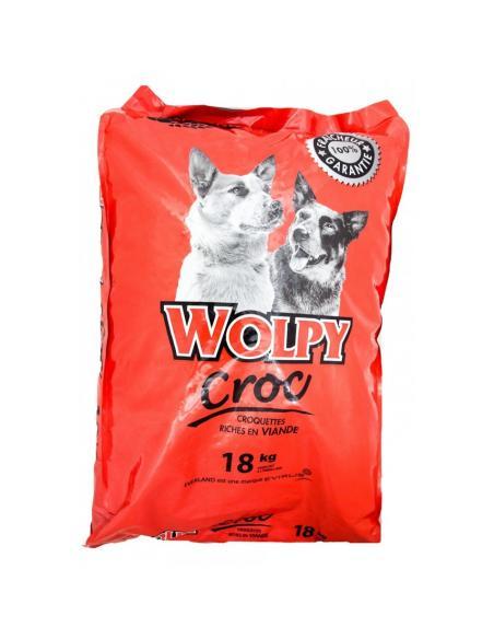 Wolpy Croc 18Kg Wolpy Alimentation et accessoires