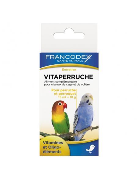Vitaperruche 18gr + 15ml Francodex Hygiène et soins