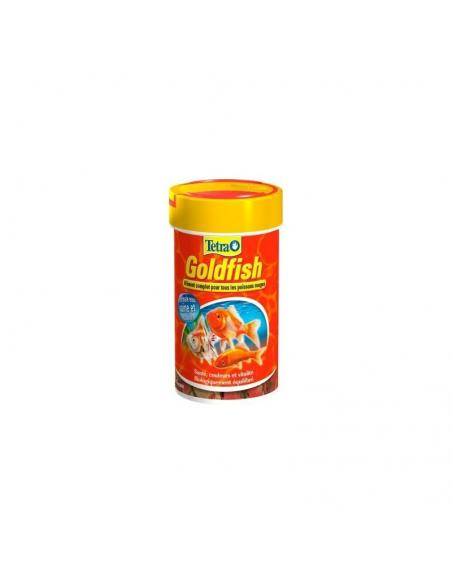 Tetra Goldfish flocons 100ml Tetra Alimentation