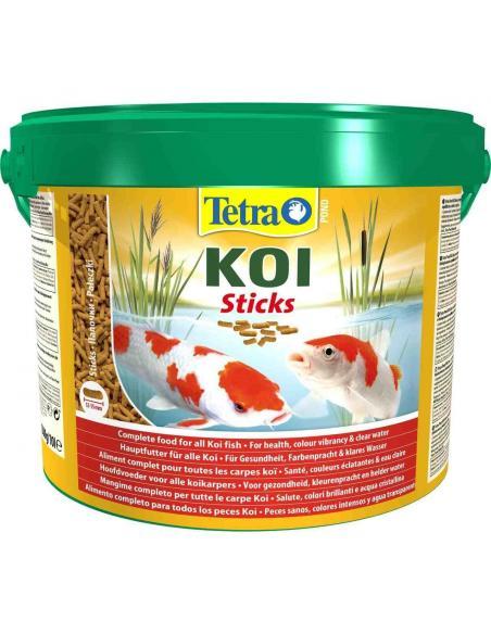 Tetra Koï Sticks 10L Tetra Alimentation