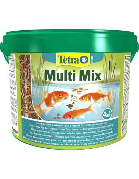 Tetra Pond Multimix 10L Tetra Alimentation