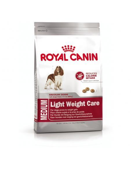 Médium Light Weight Care 3Kg Royal canin Alimentation et accessoires