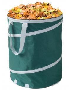 Sac à déchets réutilisable Pop Up 121L Jardiland Gestion des déchets
