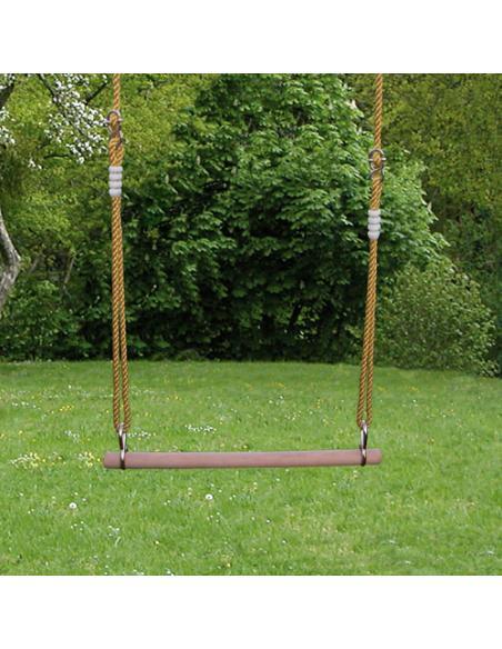 Trapèze réglable en bois Soulet Jeux extérieurs
