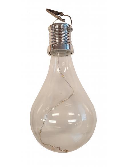 Lampe solaire Bulb Luxform lighting Eclairage