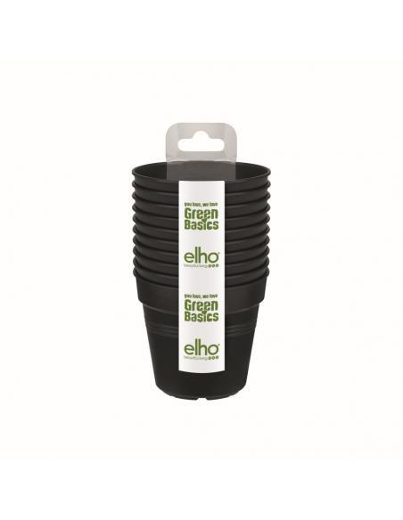 GREEN BASICS Pot de culture X 10 Elho Matériel pour semis