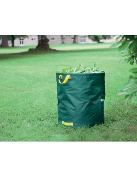 Sac à déchets réutilisable Pop Up 272L  Gestion des déchets