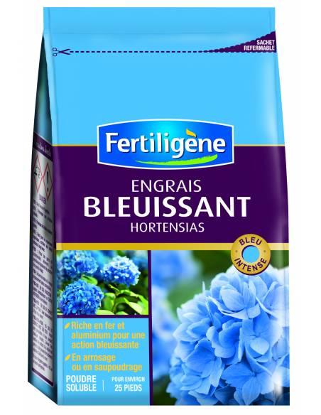 Engrais bleuissant hortensias 800gr Fertiligène Engrais