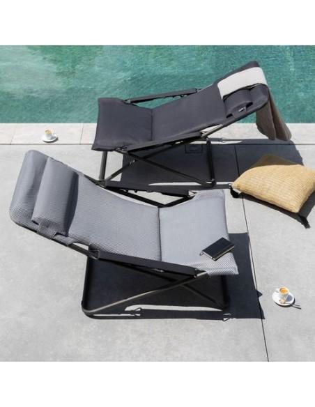 Bain de soleil Transabed BeComfort® Lafuma Bain de soleil, chaise longue